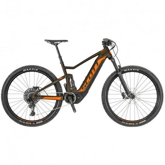 Велосипед SCOTT Spark eRide 920 19'