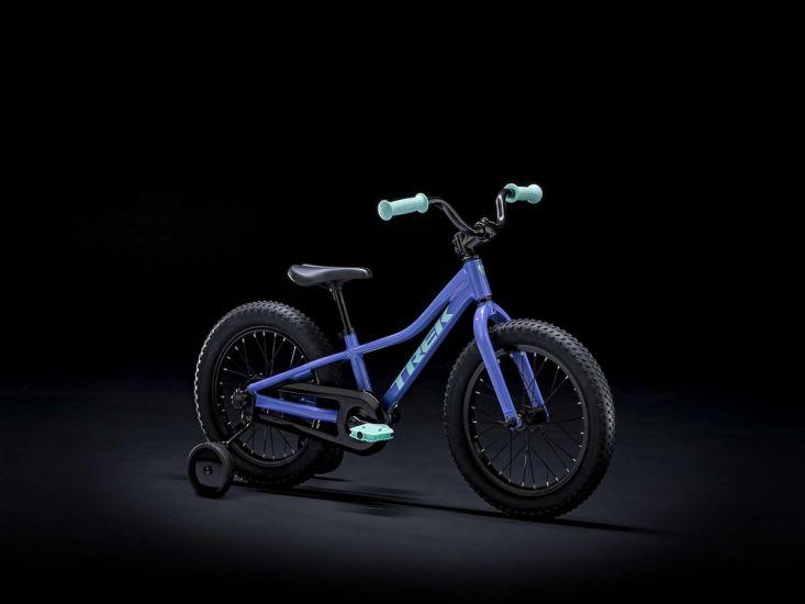 """Велосипед Trek PRECALIBER GIRL 16"""" 2021' VIOLET"""