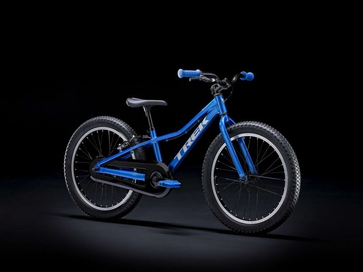 """Велосипед Trek PRECALIBER 20"""" BOY 1SP 2021' BLUE"""