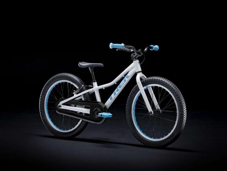 """Велосипед Trek PRECALIBER 20"""" GIRL 1SP 2021' WHT"""
