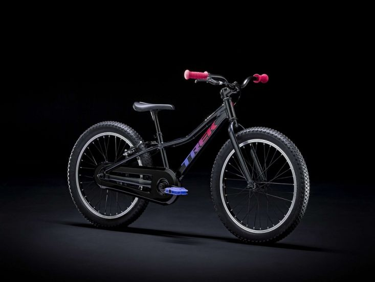 "Велосипед Trek PRECALIBER 20"" GIRL 1SP 2021' BLCK"