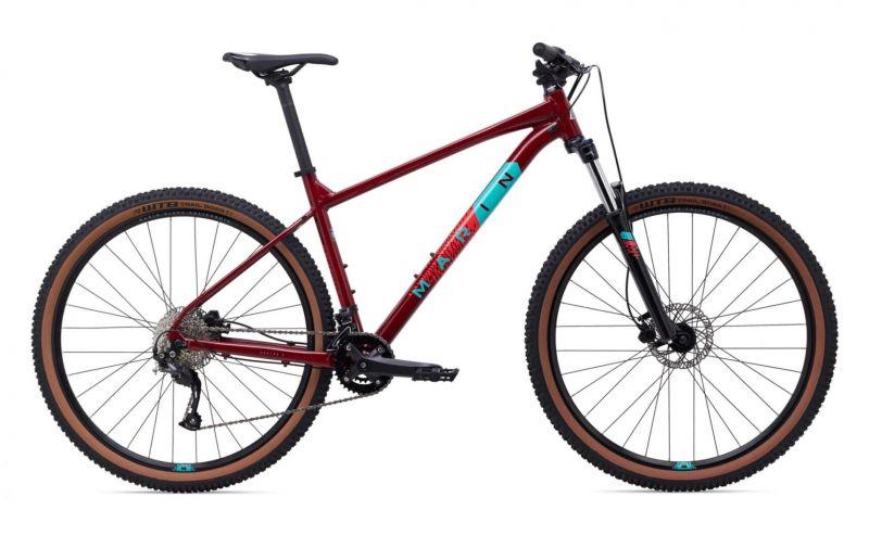 """Велосипед 29"""" Marin BOBCAT TRAIL 4 червоний-синій"""