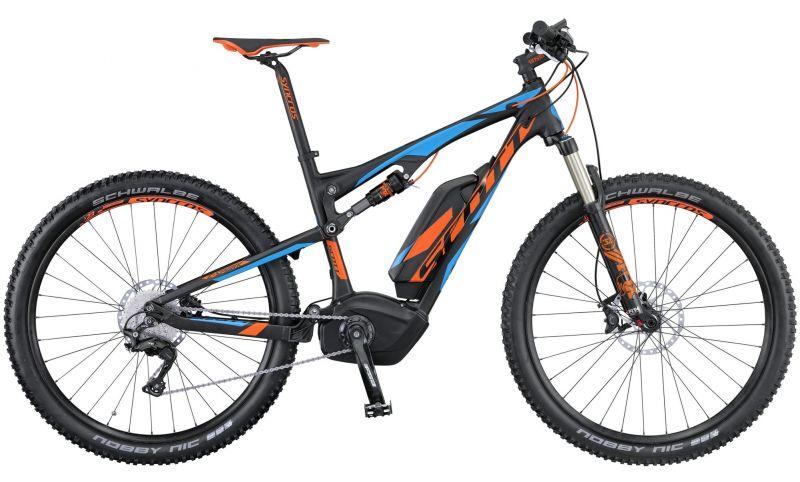Велосипед SCOTT E-Spark 710 (2016)