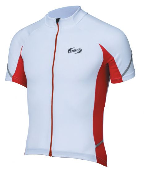 Веломайка BBW-235 Comfort Fit white/red