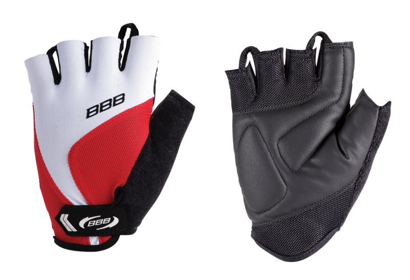 Велоперчатки BBB BBW-42 Classic Red