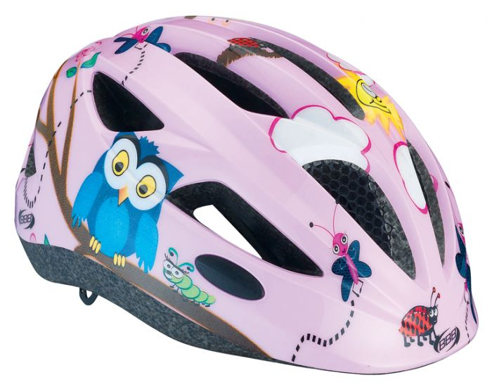 Шлем детский BBB BHE-47 Amigo Bugs'n Birds