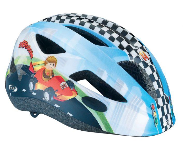 Шлем детский BBB BHE-47 Amigo Racing