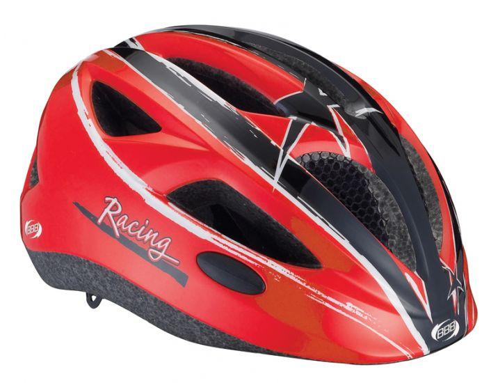 Шлем детский BBB BHE-48 Hero Racing Red