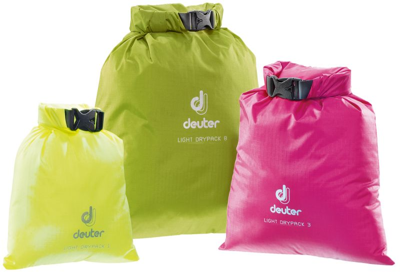 Мішок герметичний Deuter Light Drypack
