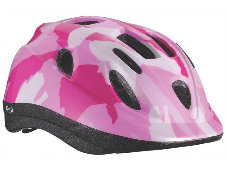 Шлем детский BBB BHE-37 Camo Pink