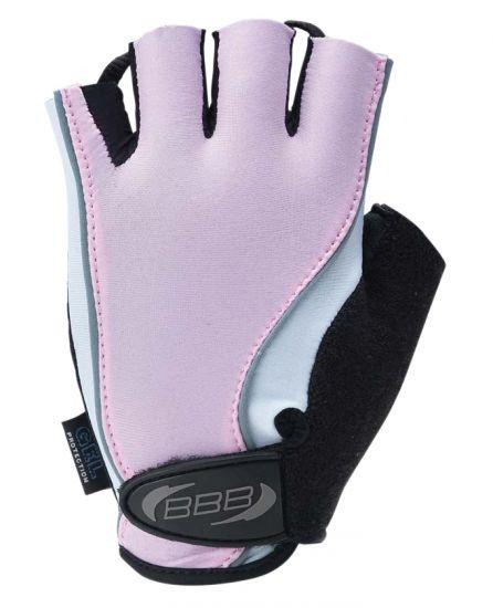 Женские перчатки BBB BBW-27  ''LadyZone'' pnk