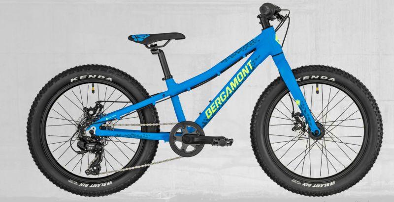 Велосипед Bergamont BERGAMONSTER 20 PLUS 2019'