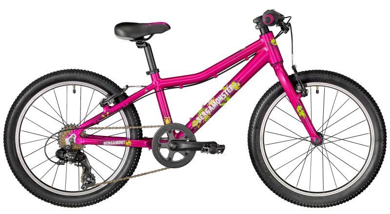 Велосипед Bergamont Bergamonster 20 Girl (2018)