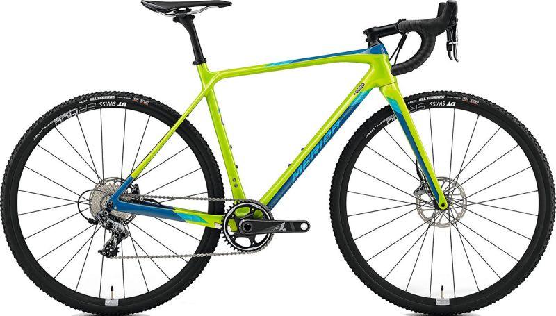 Велосипед Merida MISSION CX 8000