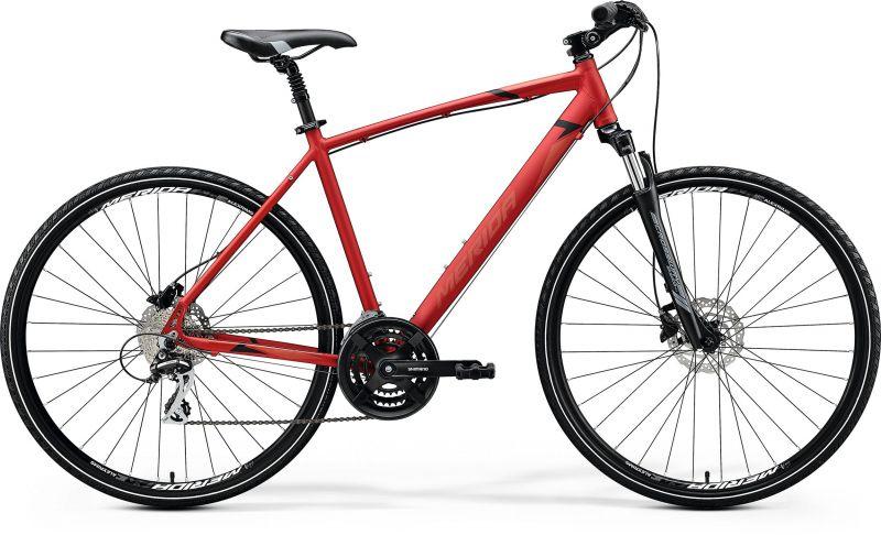 Велосипед MERIDA CROSSWAY 20-D 2020