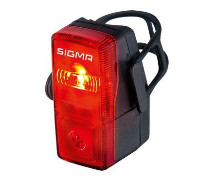 SIGMA CUBIC REAR LIGHT 2018 NEW