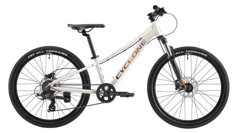 """Велосипед Cyclone Dream 24"""" 21' WHT"""