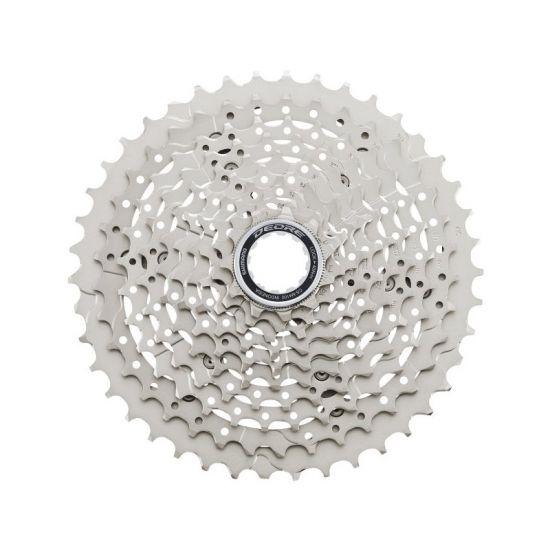 Касета велосипедна Shimano CS-M4100-10 DEORE 10sp