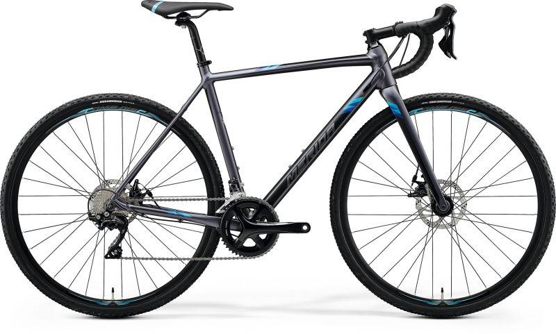 Велосипед Merida MISSION CX 400