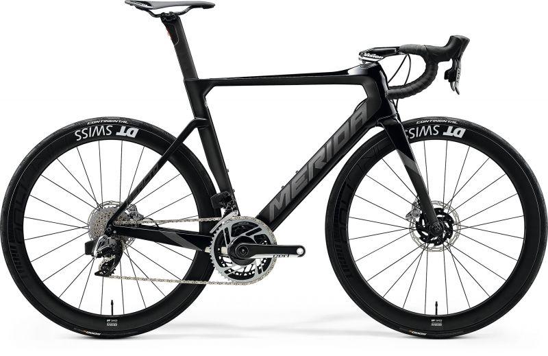 Велосипед MERIDA REACTO DISC 9000-E 2020