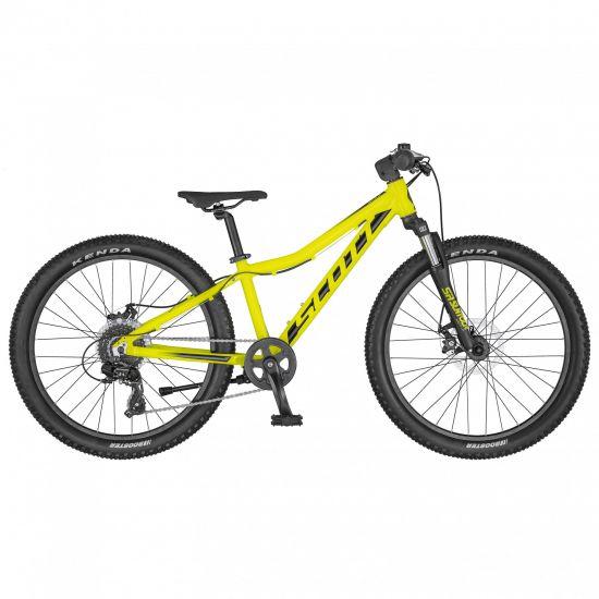 """Велосипед Scott SCALE 24"""" DISC YLW 2020"""