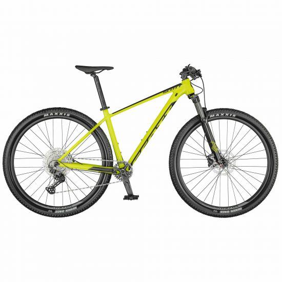 Велосипед SCOTT Scale 980 21' YLW