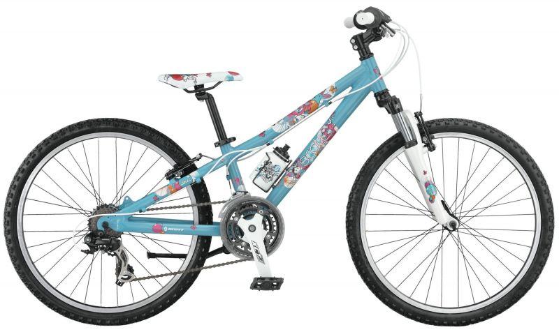 Велосипед SCOTT Contessa JR 24 (2014)