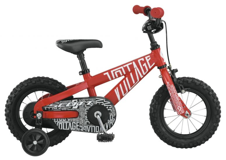 Велосипед SCOTT Voltage JR 12 (2014)