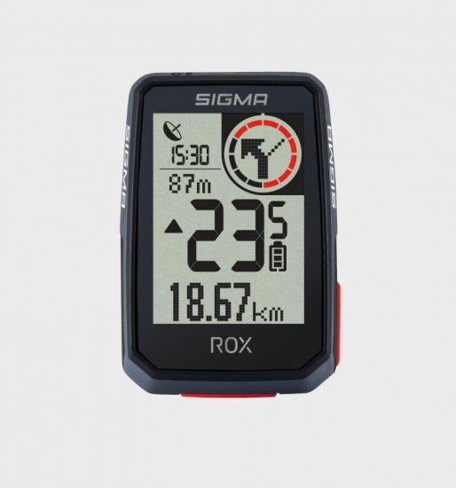 Велокомп'ютер GPS Sigma Sport ROX 2.0