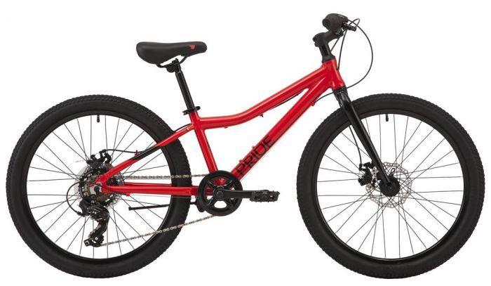 """Велосипед 24"""" Pride MARVEL 4.1 red 2020"""