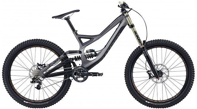 Велосипед Specialized DEMO 8 FSR 26
