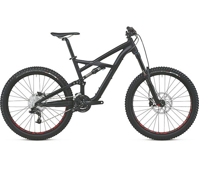 Велосипед Specialized ENDURO FSR 26