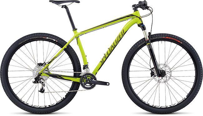Велосипед Specialized Stumpjumper HT Comp 29