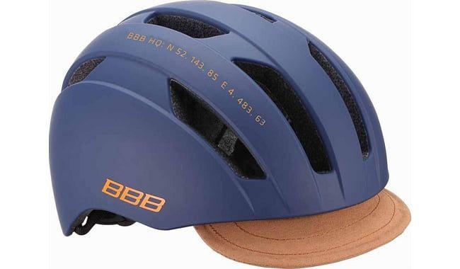 Шлем BBB BHE-55 Metro Blue